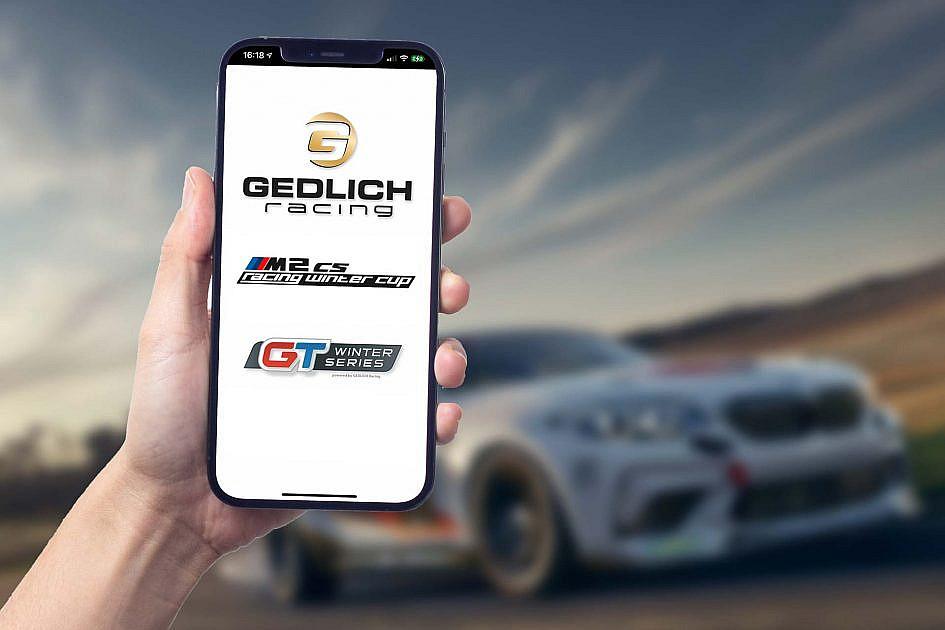 GEDLICH Racing App - Jetzt downloaden und alle News aufs Smartphone!